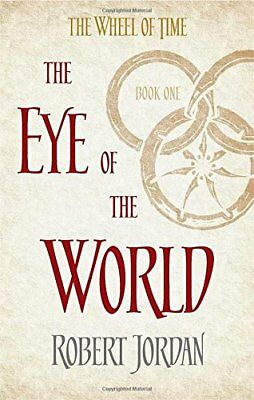 The Eye Of The World: Book 1 of the Wheel of Time,Robert Jordan- 9780356503820