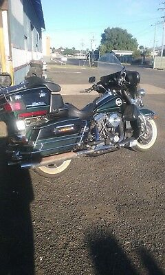 Harley Davidson Ultra Classic Electra Glide 1995 Registered Rwc Make Offer