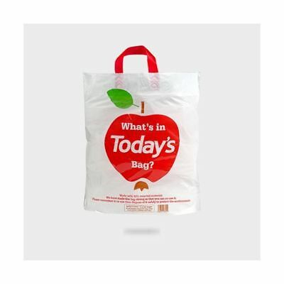 Todays Bag For Life Each x 500 (2 Pack)
