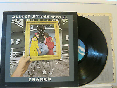 Asleep at the Wheel - Framed LP + Innerslve + US Export Issue 1980 MCA USA NMint