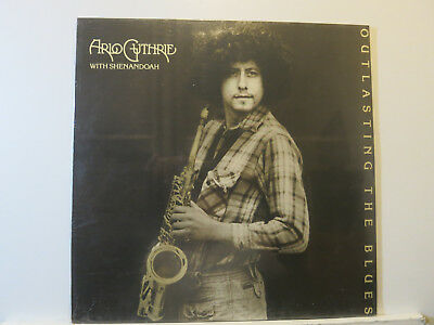 Arlo Guthrie with Shenandoah - Outlasting the Blues LP - Still Sealed! - 1979 WB