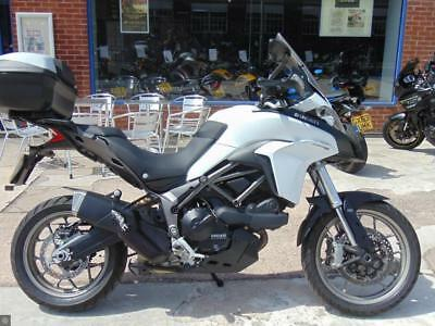 Ducati Multistrada 950 Only 1398 Miles Excellent Condition
