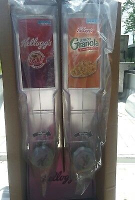 Kellogg's official Commercial Cereal Dispenser Rare