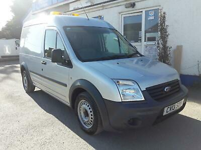 2013 FORD TRANSIT CONNECT Temperature controlled High Roof Van TDCi 90ps