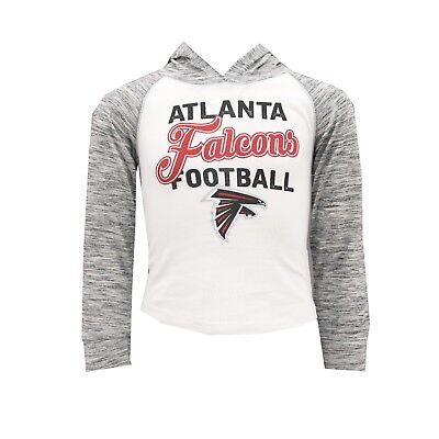 2b6a72a8 ATLANTA FALCONS OFFICIAL NFL Kids & Youth Size Hooded Sweatshirt New ...
