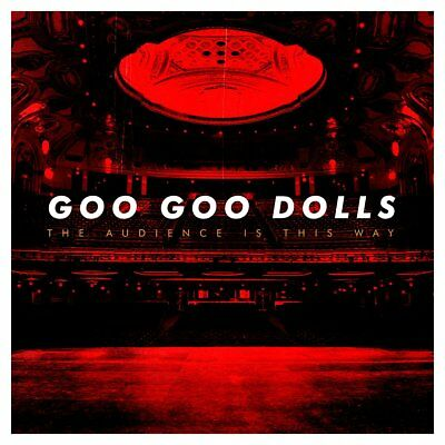 Goo Goo Dolls THE AUDIENCE IS THIS WAY Limited Edition RSC New Sealed Vinyl LP
