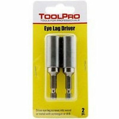 NEW ToolPro TP05032 Acoustical Eye Lag Driver TOOL DRILL BITS 6353072