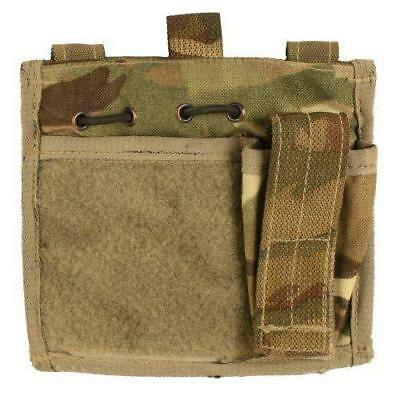 Genuine British Issue MTP Osprey Commanders Pouch / Admin Panel Pouch