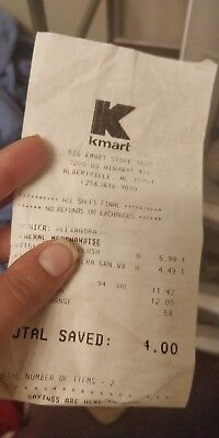 Kmart collectible