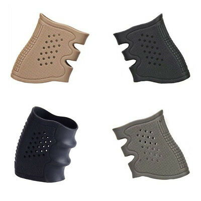 Army Rubber Pistol Grip Glove 4 Styles For Glock 17 19 20 21 22 23 31 34 35 37
