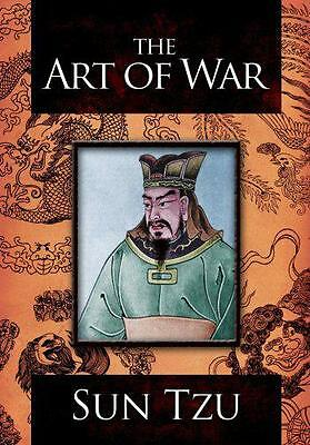 The Art of War by Sun Tzu | Hardcover Book | 9781841933580 | NEW