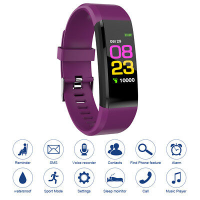 Reloj Inteligente 115plus SmartWatch Sim Telefono Android IOS Bluetooth AC1423