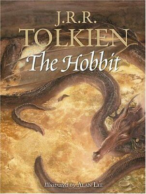 The Hobbit,J. R. R. Tolkien, Alan Lee