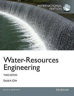 Water-Resources Engineering by David A. Chin (Paperback, 2013)