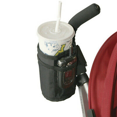 Baby Pram Cup Drink Milk Holder Pocket Insulated Bag Stroller Accessory Buggy