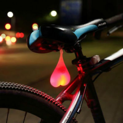 Bike Ball Lights Based In CHN- Bicycle LED Back Rear Tail Cycling LED Heart