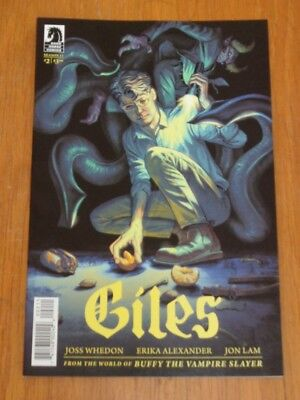 Giles Season 11 #2 Dark Horse Comics March 2018 Nm (9.4)