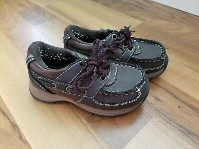 5bcb63549 TODDLER BOY SIZE 8 shoes from the childrens place -  3.00