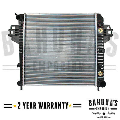 Automatic / Manual Radiator For Jeep Cherokee / Liberty Kj Kk 3.7 2001 To 2012