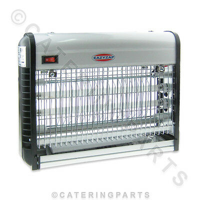 Eazy Zap Fly Killer / Zapper Insectocutor 13A 16W To Cover 40 Square Metre Area