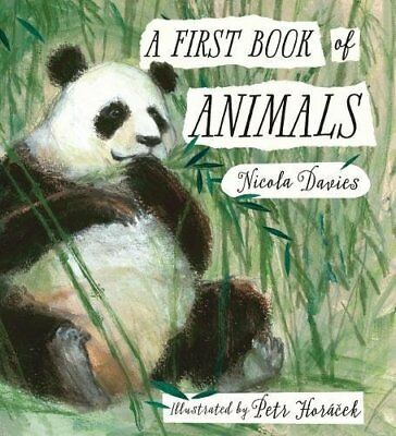A First Book of Animals, Davies, Nicola, New