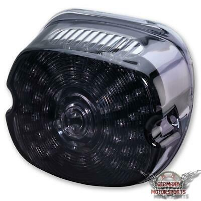 LED Rücklicht Low Profile smoke Harley Sportster Dyna Fat Boy E Glide ab 99