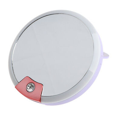 Selfie Ring Light chargeable Camera 4 Levels of Brightness purple