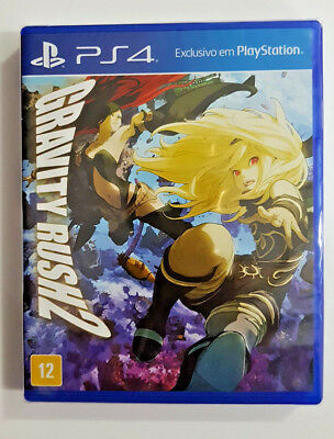 Gravity Rush 2, Playstation 4 Exclusive, PS4 , Brand New, Never Opened