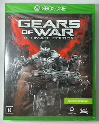 SEALED Gears of War: Ultimate Edition Xbox One [Brand New]