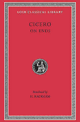 On Ends by Cicero, NEW Book, (Hardcover) FREE & Fast Delivery