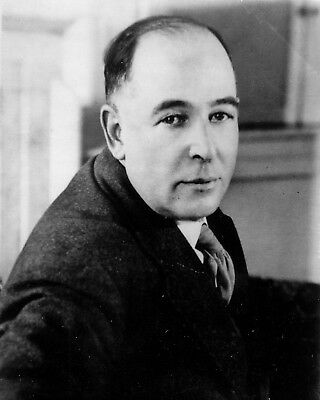 New 8x10 Photo: Clive Staples C.S. Lewis, Author of The Chronicles of Narnia