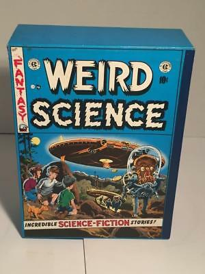 Weird Science black and White archives w slipcase Russ Cochran