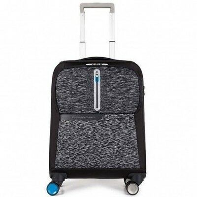 PIQUADRO BAGMOTIC Trolley from cabin pocket pc NOIR