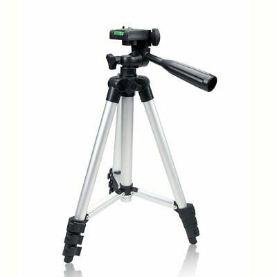 Aluminum Alloy Tripod Portable Adjustable Camera Mobile Phone Stand Holder GA
