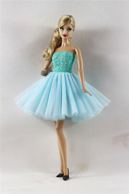 Lovely Fashion Dress/Clothes/Ballet Dress For 11.5in.Doll b08
