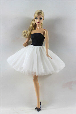 Lovely Fashion Dress/Clothes/Ballet Dress For 11.5in.Doll b10