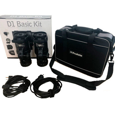 Profoto D1 Basic Kit 1000/1000 (Air Remote not included) - DEMO