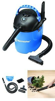 Portable Vacuum Cleaner Wet/Dry Car Shop Wall Mount Garage Blower Vacuum