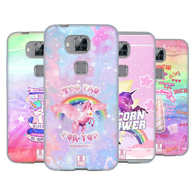 Head Case Designs Unicorn Power! Soft Gel Case For Huawei Phones 2