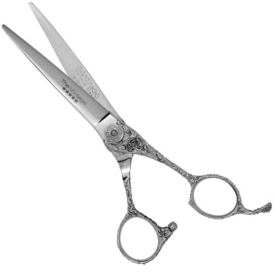 """The Vintage 6.0"""" Hairdressing Scissors Barber Shears - Official Matakki Product"""