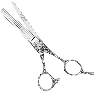 """The Vintage 6.0"""" Hair Thinning Scissors Barber Shears - Official Matakki Product"""