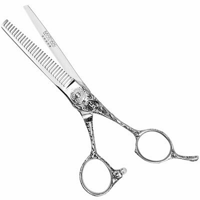 """The Vintage 5.5"""" Hair Thinning Scissors Barber Shears - Official Matakki Product"""