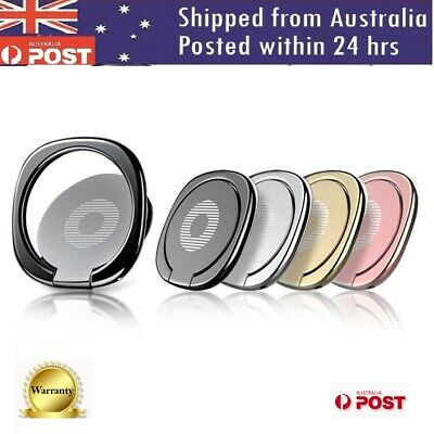 Ring Phone Ring Finger Holder Car Mount Hook iPhone Stand Mobile Grip GPS iPad