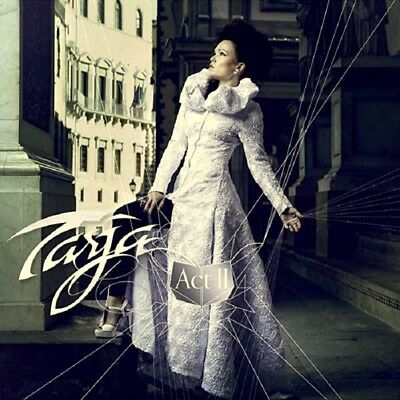 TARJA Act II - 3LP / White Vinyl (Nightwish) - 2018 - 180g + DL