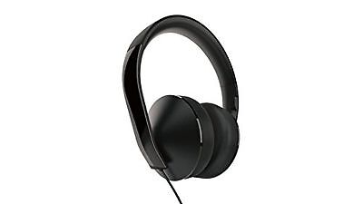 Official Xbox One Microsoft Stereo Headset for Xbox One + Fast & Free Delivery