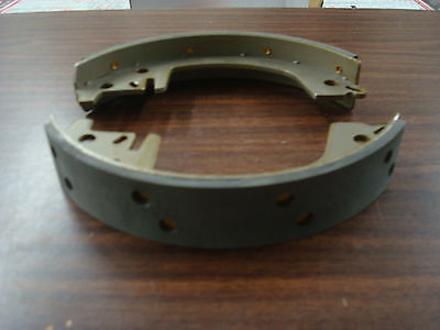 Replacement Rear Brake Shoes For 1958 - 1962 Harley Davidson Big Twin Panhead