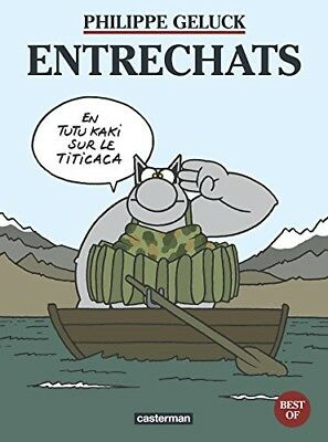 NEUF - BD Le Chat - Best of, tome 4 : Entrechats