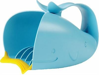 Skip Hop MOBY WATERFALL BATH RINSER Baby/Toddler Hair Wash Pour No Tears BN