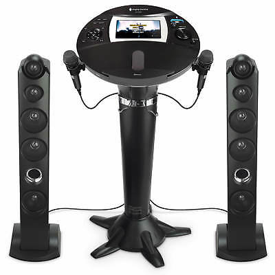 Brand NEW Singing Machine Bluetooth Pedestal Karaoke System ISM1060BT