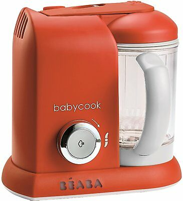 "BEABA Babycook 4 in 1 Steam Cooker & Blender and Dishwasher Safe ""OPEN BOX"""